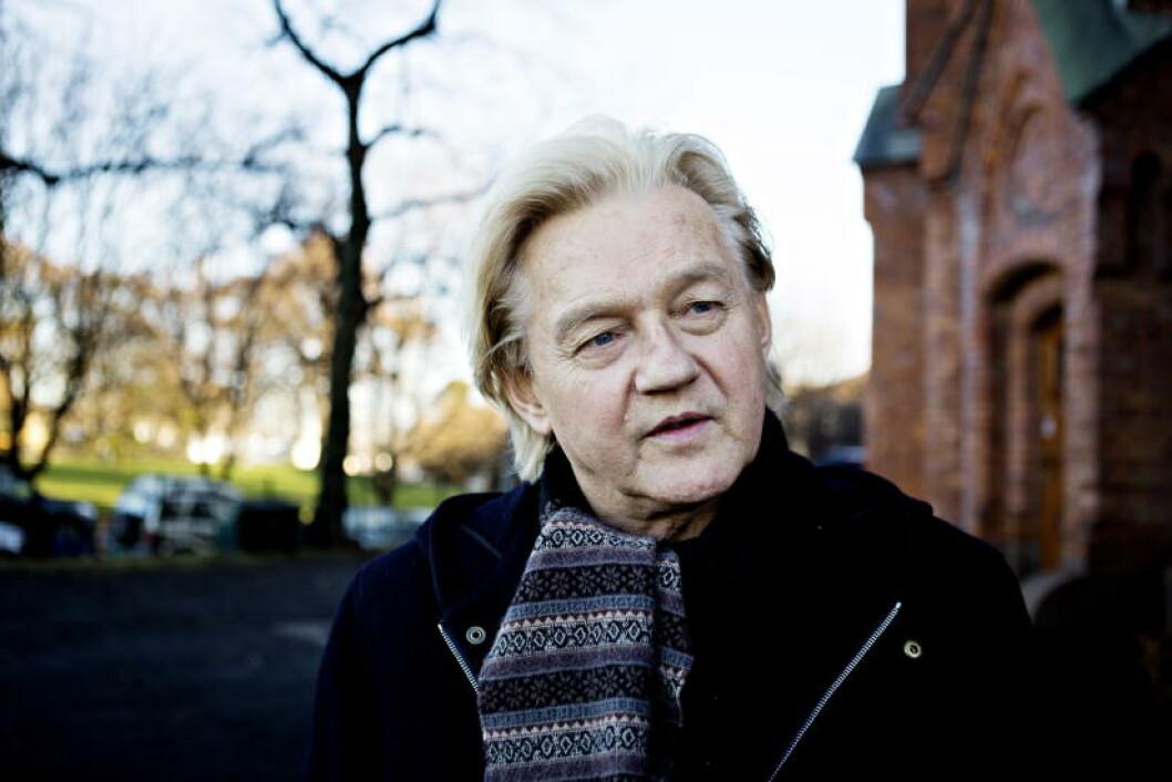 <strong>FINN KALVIK:</strong> Nominert til Rockheim Hall of Fame 2016, Finn Kalvik. Foto: Nina Hansen