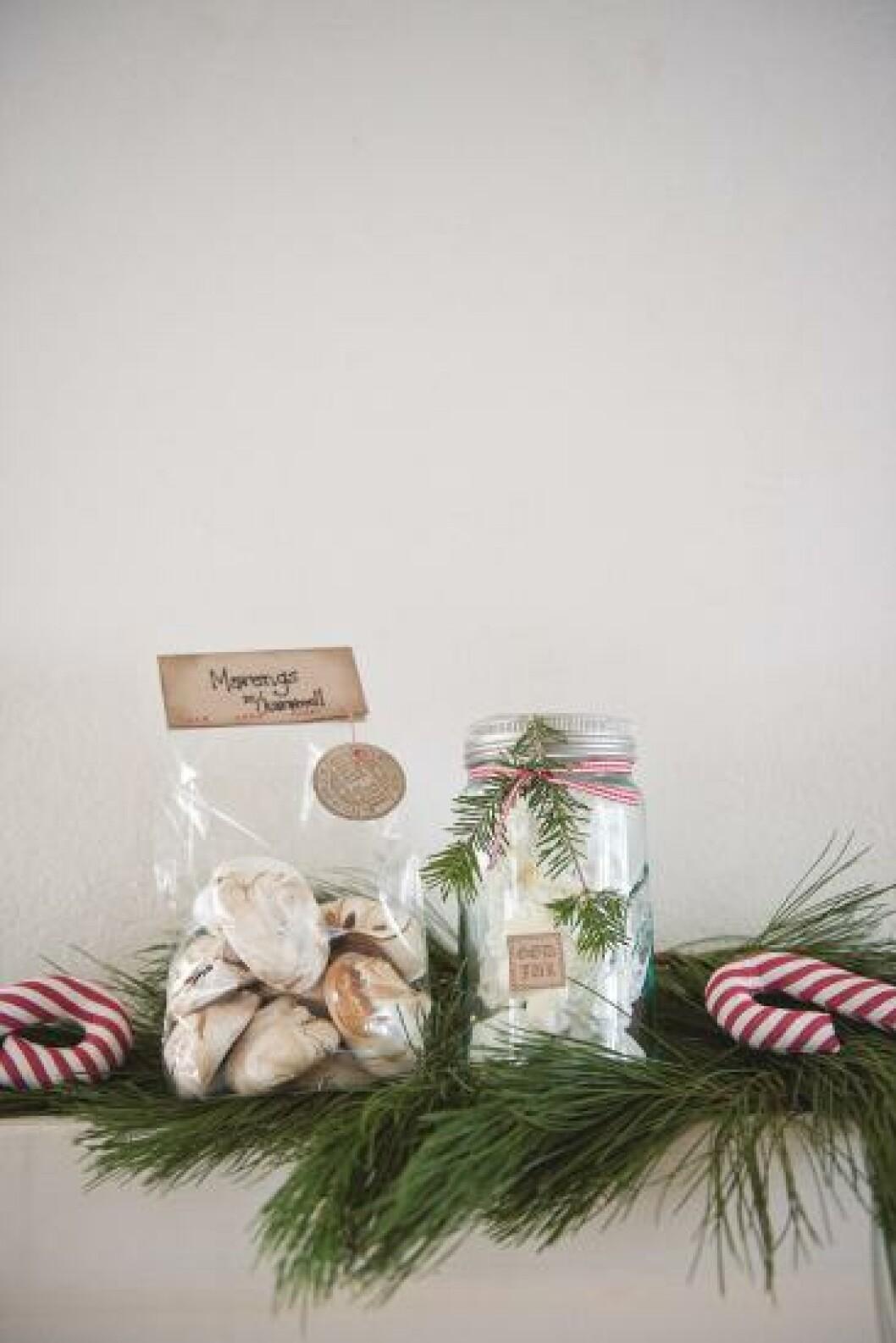 <strong>MARENGS:</strong> Deilig liten julegave som mange vil sette pris på. Foto: GURI PFEIFER